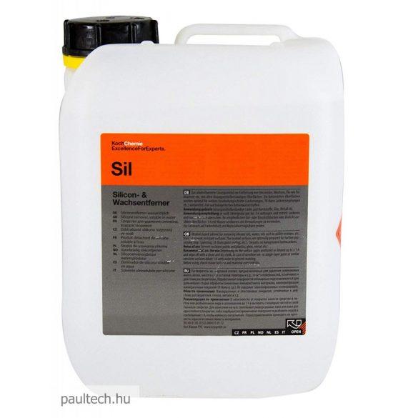 Koch Chemie Sil Silicon und Wachsentferner szilikon és waxeltávolító 5liter