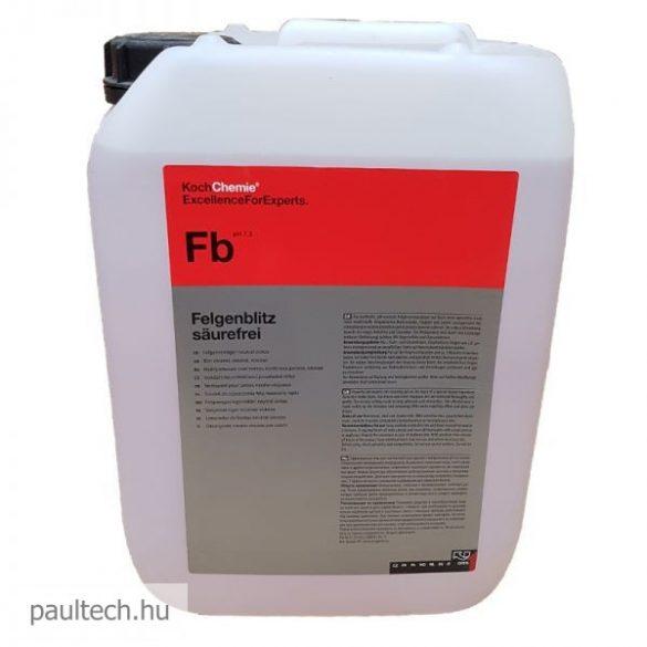 Koch Chemie Fb Felgenblitz pH-semleges felnitisztító 11kg