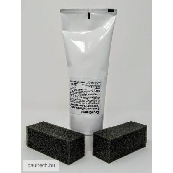Koch Chemie Kunststoff-Färber műanyagszínező paszta fekete 250ml