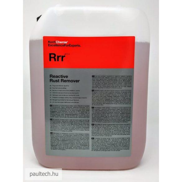 Koch Chemie RRR Reactive Rust Remover reaktív röprozsda eltávolító 11kg
