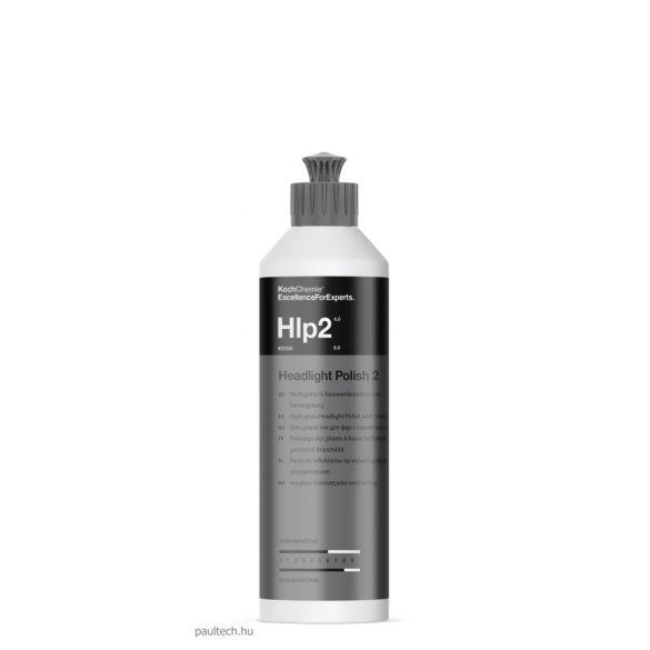 Koch Chemie Headlight Polish2 Hlp2 fényszórópolírozó szer 250ml