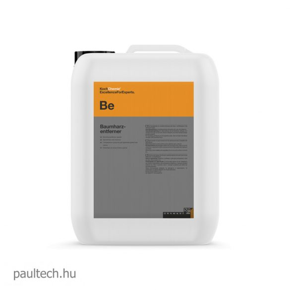 Koch Chemie Be Bauhartzentferner fagyantaeltávolító 10liter