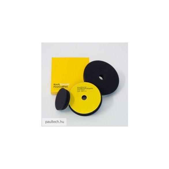 Koch Chemie Fine Cut Pad közepesen kemény pad 126x23mm
