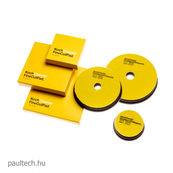 Koch Chemie Fine Cut Pad közepesen kemény pad 150x23mm