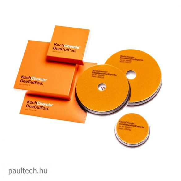 Koch Chemie One Cut Pad egylépcsős pad 76x23mm